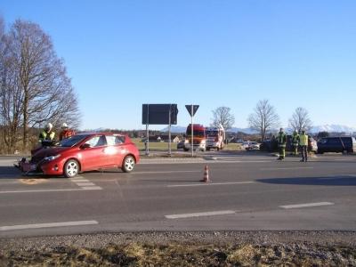 Verkehrsunfall St 2058 18.02.19