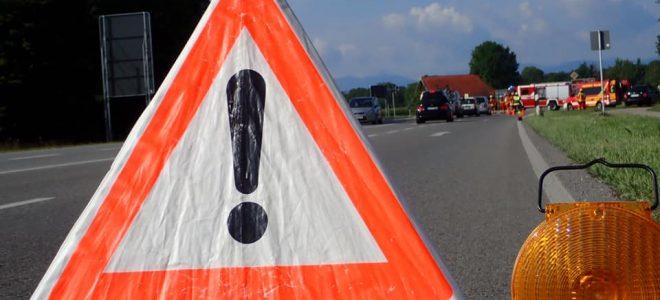 Einsatz Verkehrsunfall am 04.08.2019